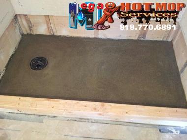 Hot Mop / Shower Pan Shower / Pan Hot Mop